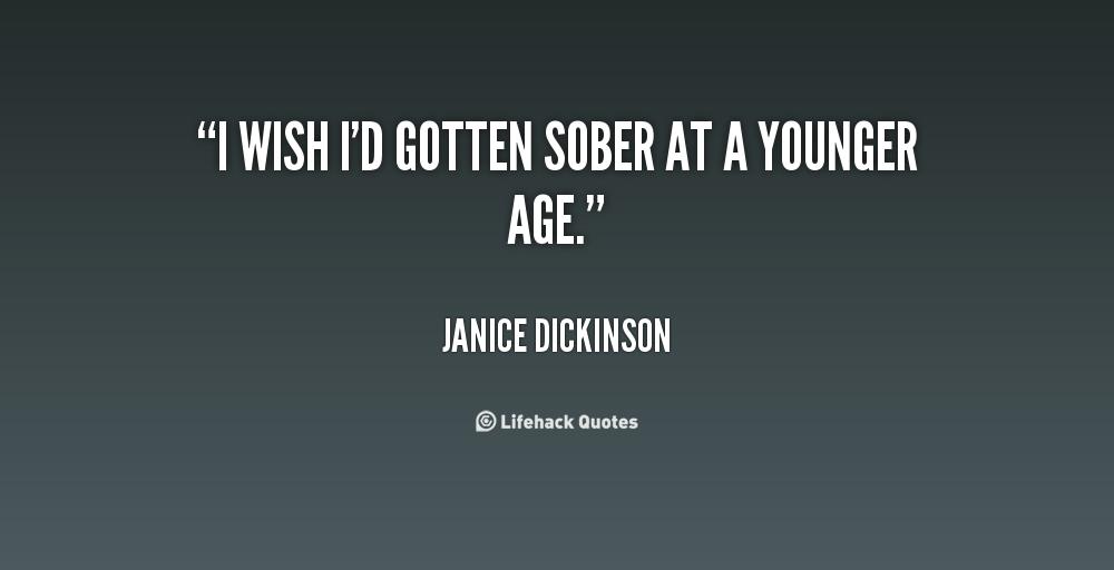 Sober Life Quotes Quotesgram