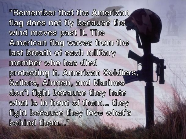 Quotes For Soldiers Who Died. QuotesGram