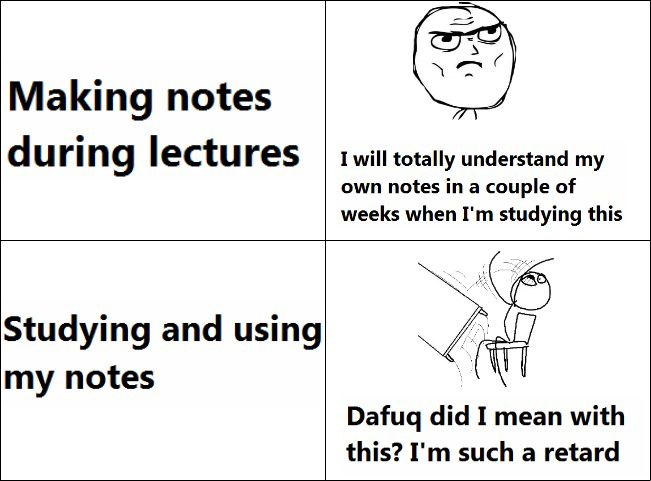 Funny Quotes About Studying Quotesgram
