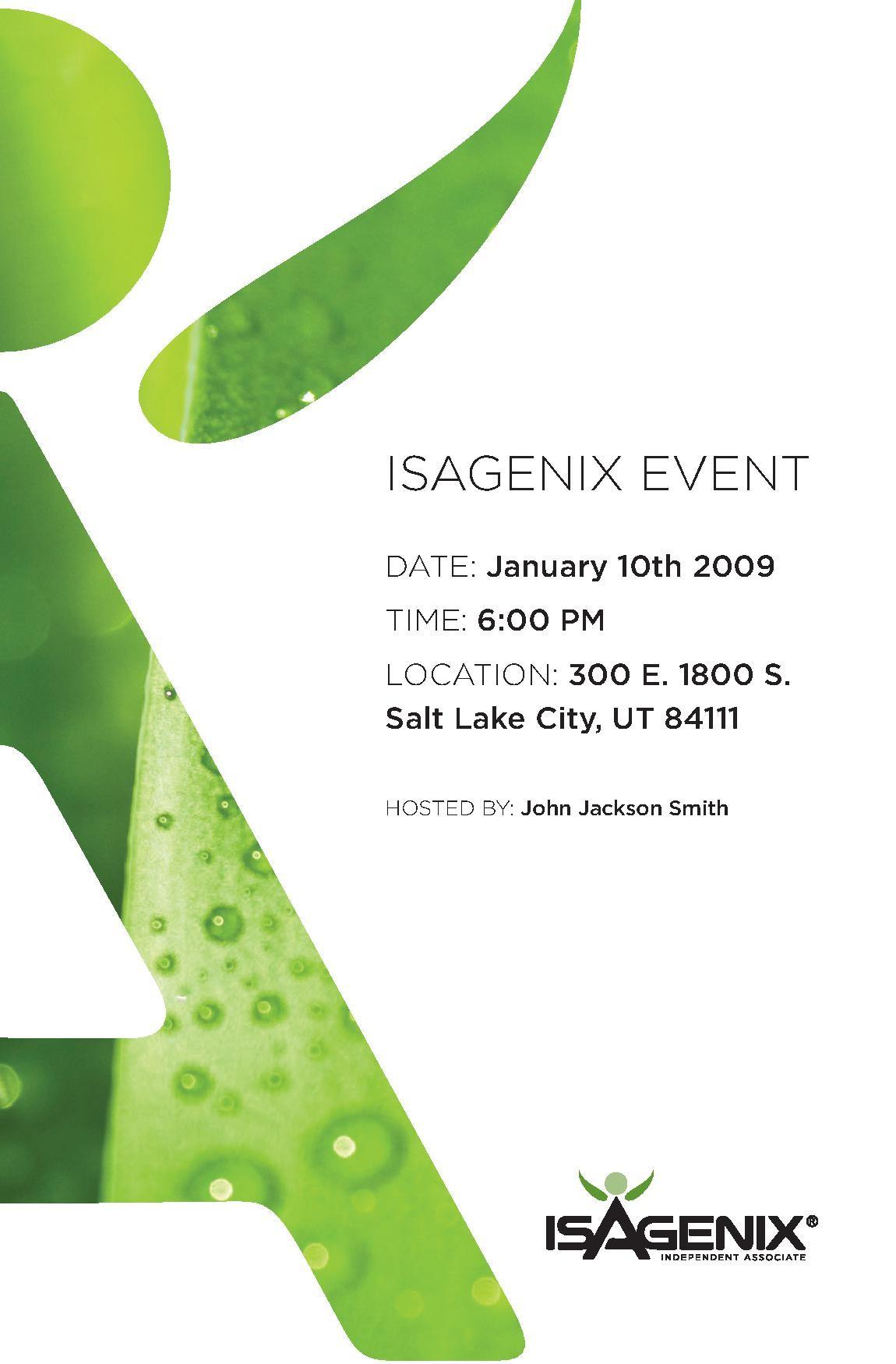 isagenix business card quotes quotesgram