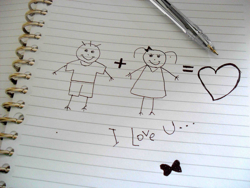 drawings of love quotes quotesgram