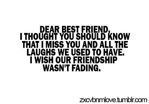 Sad I Miss You Quotes For Friends: Sad Quotes Relatable. QuotesGram