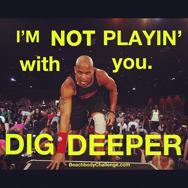 Insanity Workout T25: Shaun T Quotes. QuotesGram