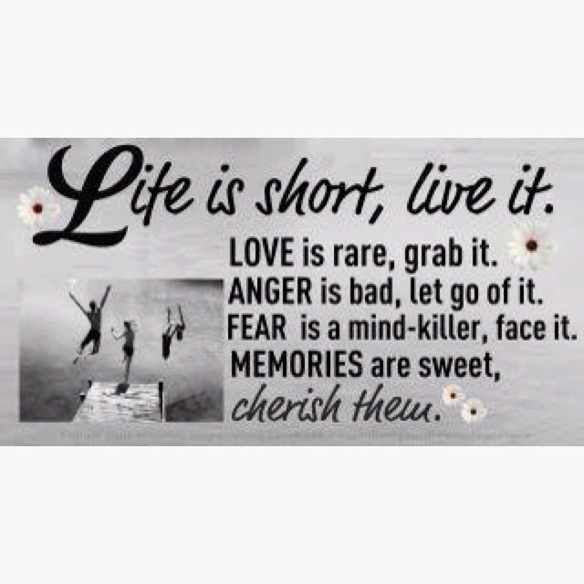 Sweet Memories Quotes And Sayings: Cherish Every Moment Quotes. QuotesGram