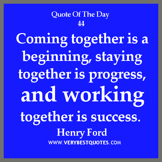Christian Quotes About Working Together. QuotesGram