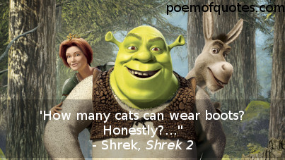 funny donkey quotes from shrek