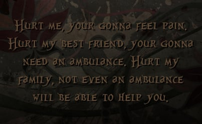 Quotes About Being Hurt By Your Best Friend If You Hurt My ...