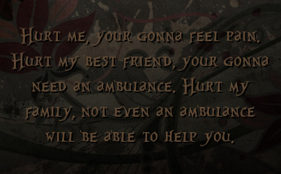 Quotes About Being Hurt By Your Best Friend If You Hurt My Best Fr...