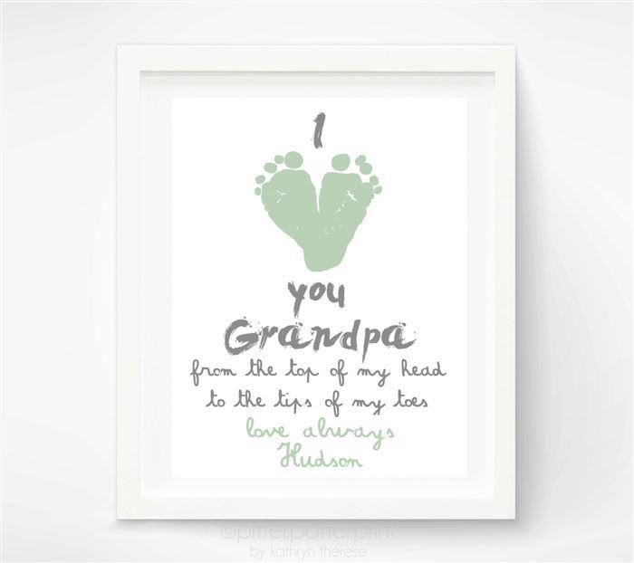 Diy Christmas Presents For Grandparents