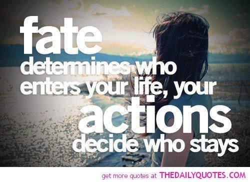 Famous Quotes On Destiny. QuotesGram