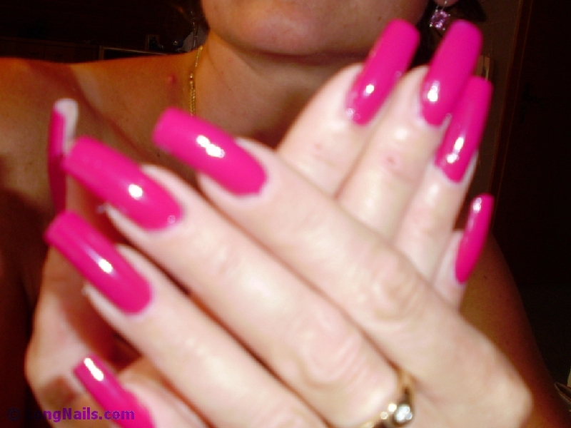 Manicure Quotes And Sayings: Long Nail Quotes. QuotesGram