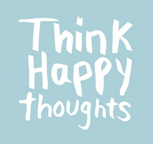 Funny Quotes Happy Thoughts. QuotesGram