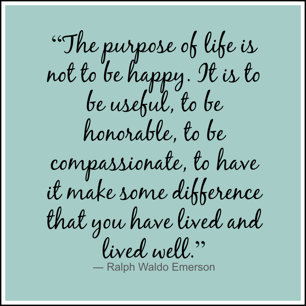Famous Quotes Emerson: Ralph Waldo Emerson Quotes Happiness. QuotesGram
