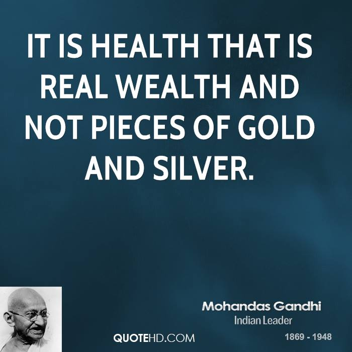 Motivational Inspirational Quotes: Gandhi Quotes About Health. QuotesGram