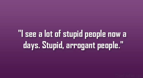 Hilarious Pictures Of People Being Stupid