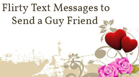 flirt sms friends
