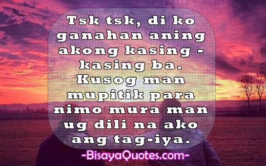 Bisaya Love Quotes. QuotesGram