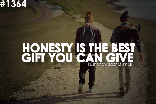 Movie Quotes About Honesty. QuotesGram
