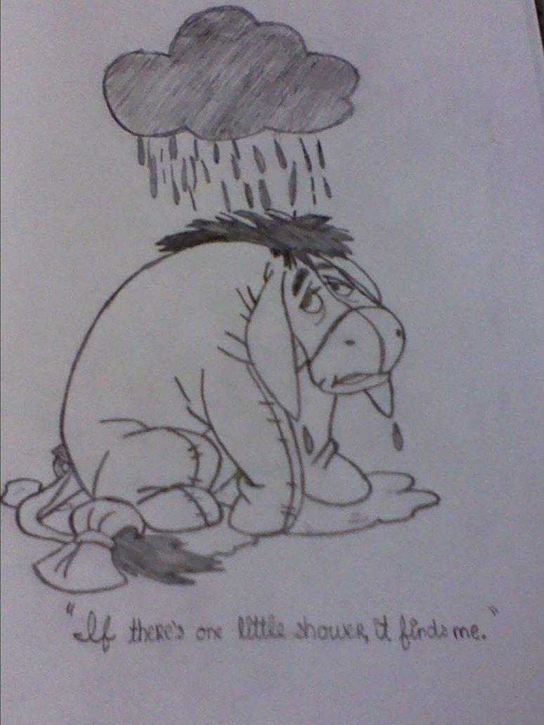 Eeyore Depression Quotes Quotesgram