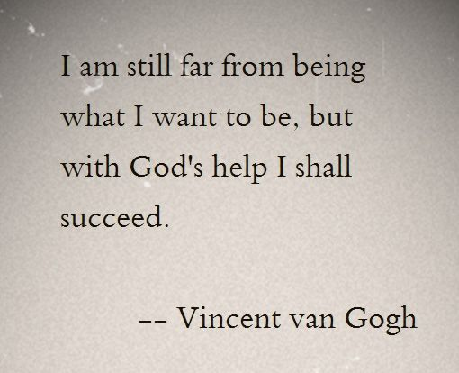 Vincent Van Gogh Quotes Love QuotesGram