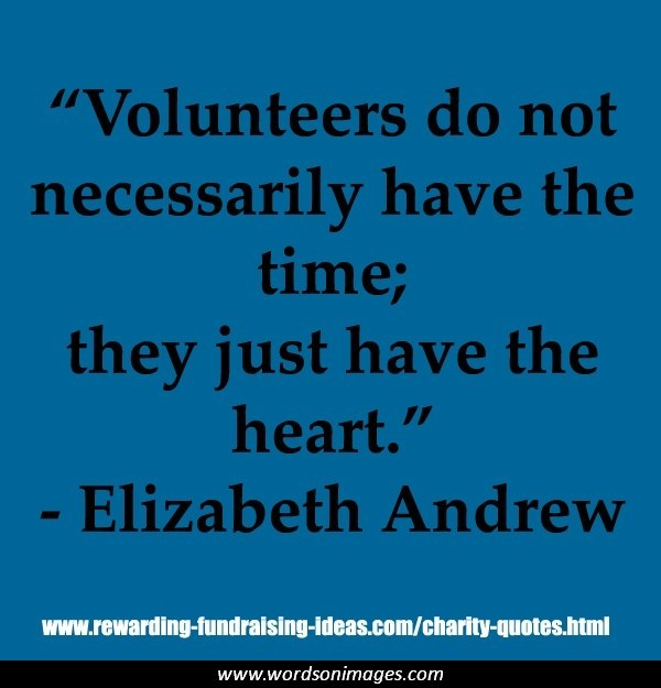 Best Charity Quotes: Donation Quotes And Sayings. QuotesGram
