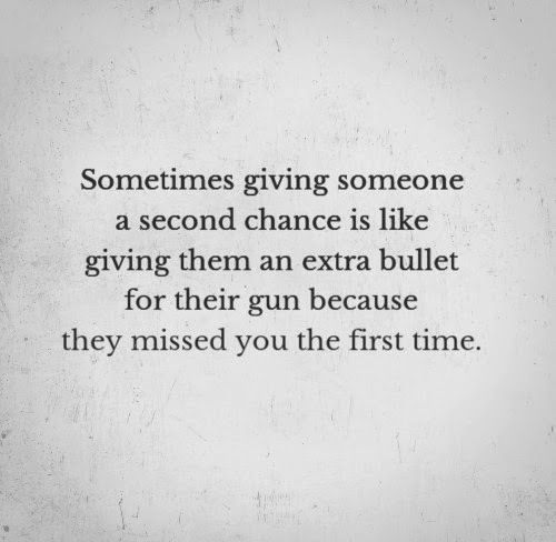 Giving Someone A Second Chance Quotes: Giving Second Chance Quotes. QuotesGram