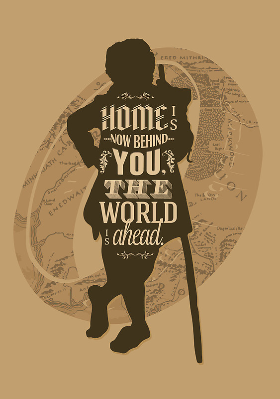 Lord Of The Rings Travel Quotes: Tolkien Quotes Journey. QuotesGram