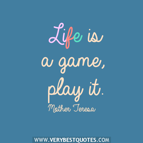 Famous Quotes From Plays: Famous Quotes About Playing Games. QuotesGram