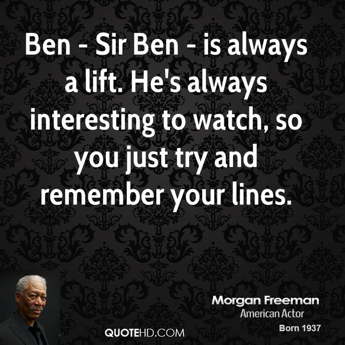 Morgan Freeman Quotes Movie: Morgan Freeman Quotes About Life. QuotesGram