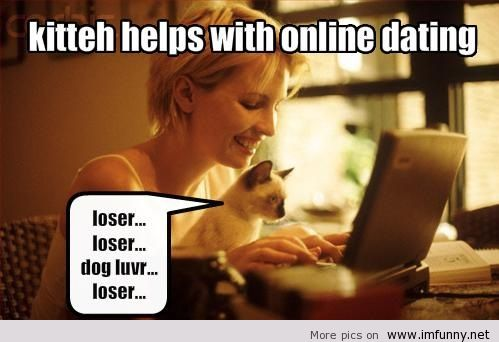 Online dating blogs funny