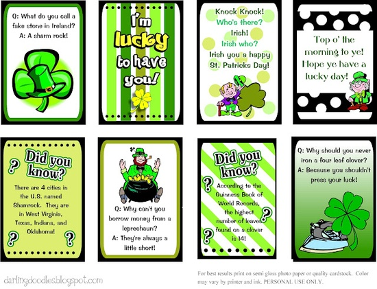 St Patricks Day Quotes And Jokes. QuotesGram