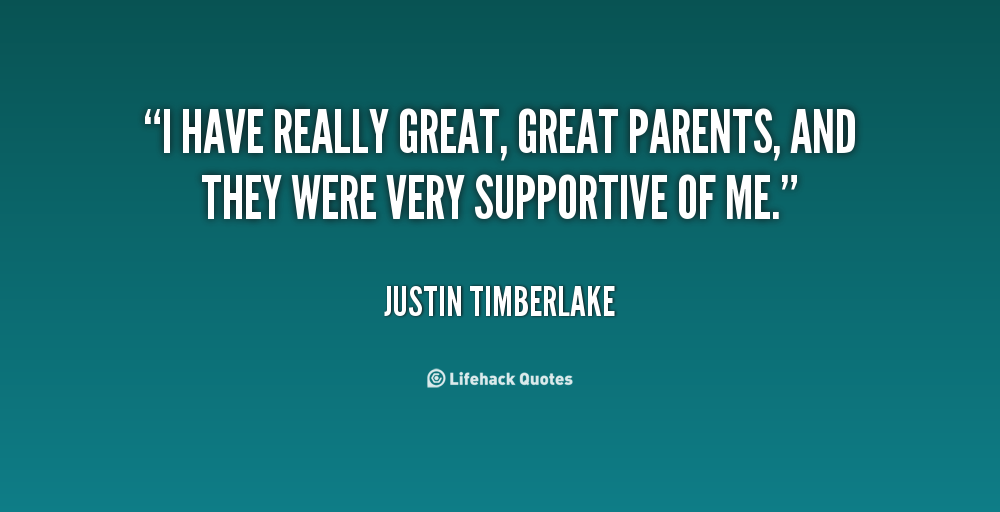 Quotes About Parents Love And Support Famous Quotes From Par...