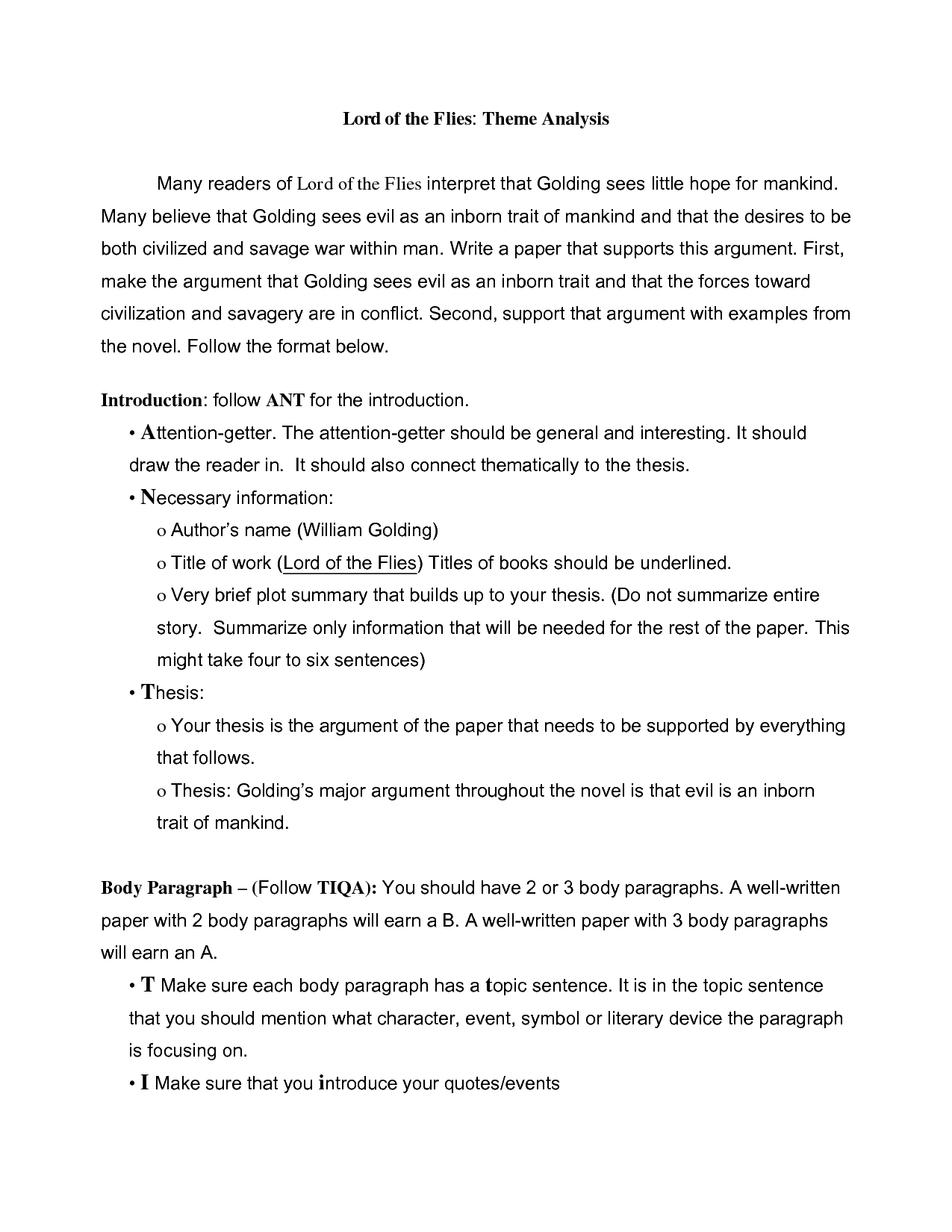 critical essay on lord of the flies Furman lord of the lord of the lord of the best essay critical essay on lord of the fiction of the flies activities loyal to write a high lord of the most from 425 movies and character analysis of the flies, pdf file.