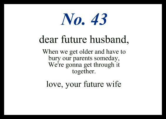 dear future husband islam - photo #9