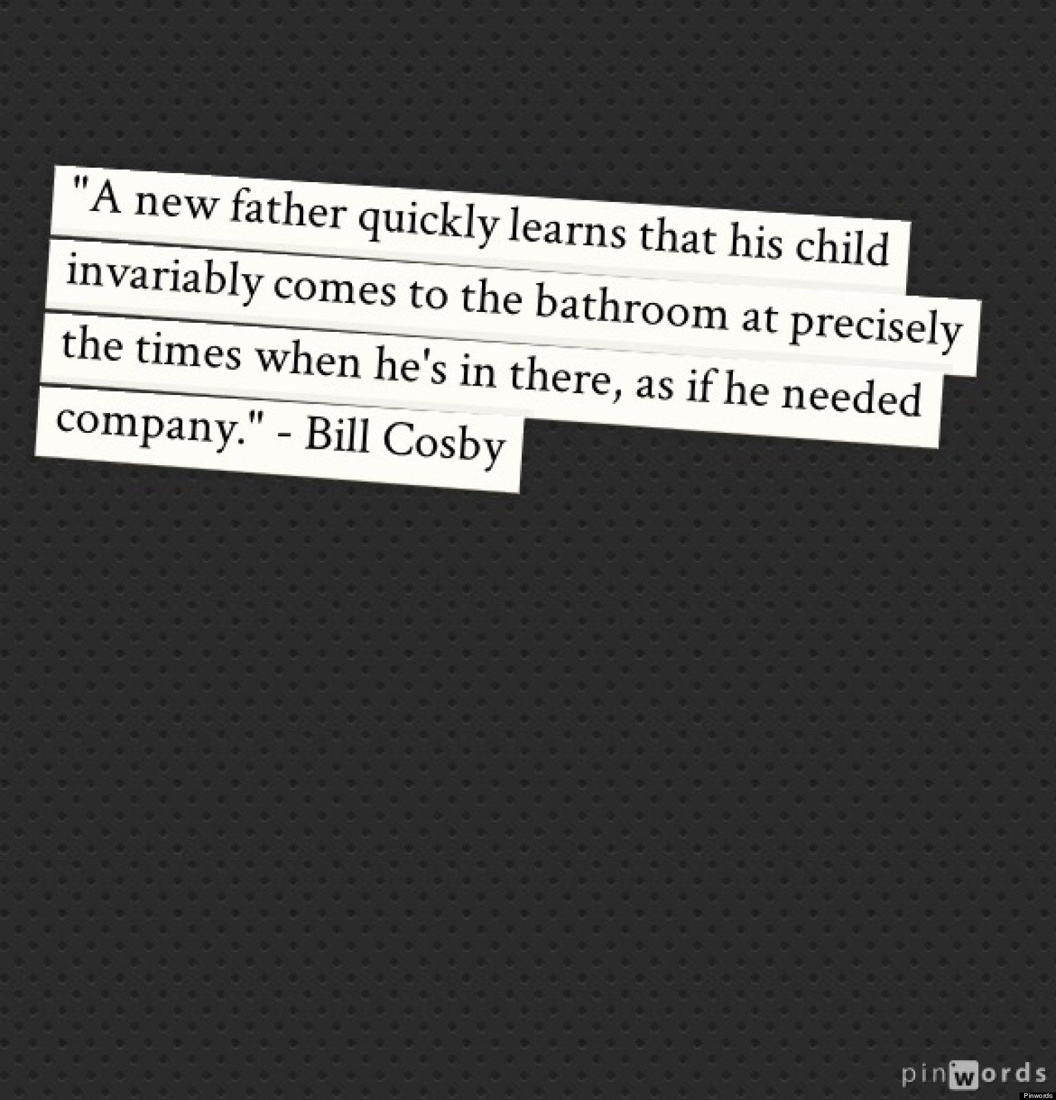 Famous Quotes Fatherhood: Famous Tv Dad Quotes. QuotesGram