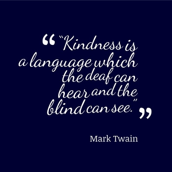 Blind Quotes: Blind People Quotes Kindness. QuotesGram