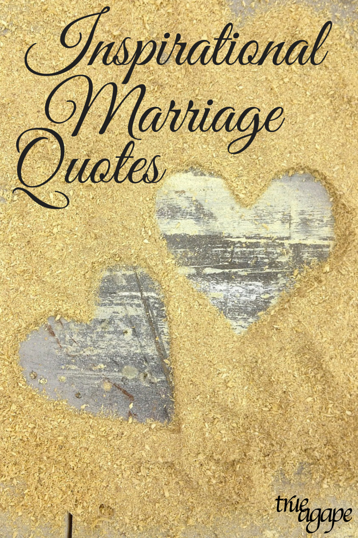 Inspirational Marriage Quotes. QuotesGram