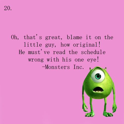 Funny Quotes From Disney Characters. QuotesGram