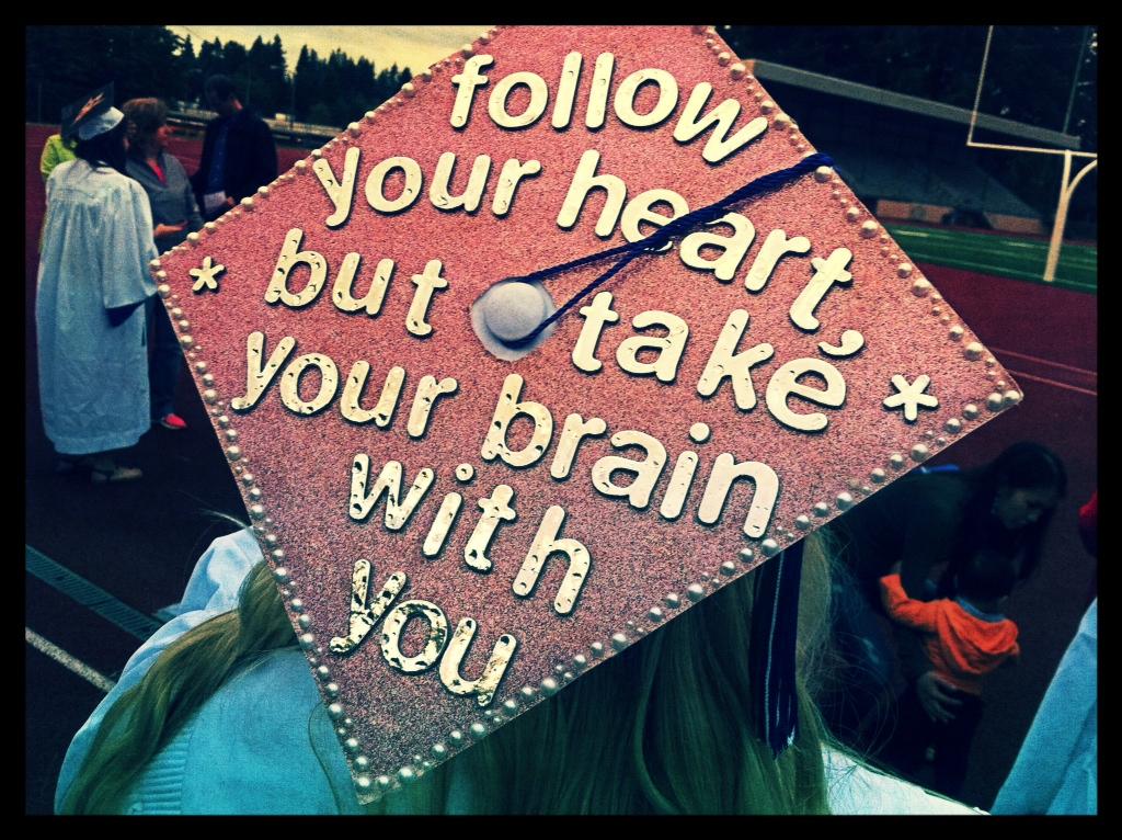Pinterest Graduation Cap Quotes Quotesgram