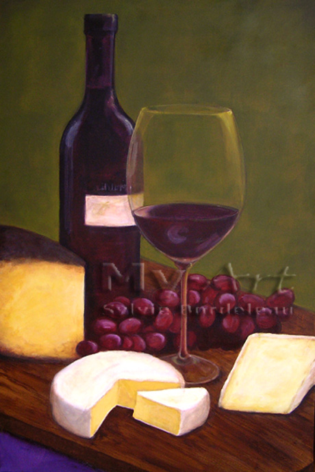 Cheese And Wine Quotes. QuotesGram Wine And Cheese Art