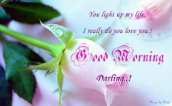Romantic Good Morning Quotes For Him Quotesgram