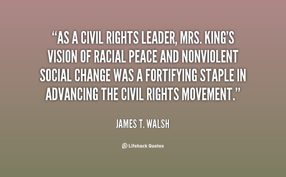 The Impact of the Cold War on the Civil Rights Movement