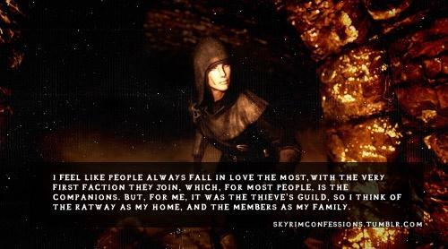 Dark Brotherhood Quotes Quotesgram