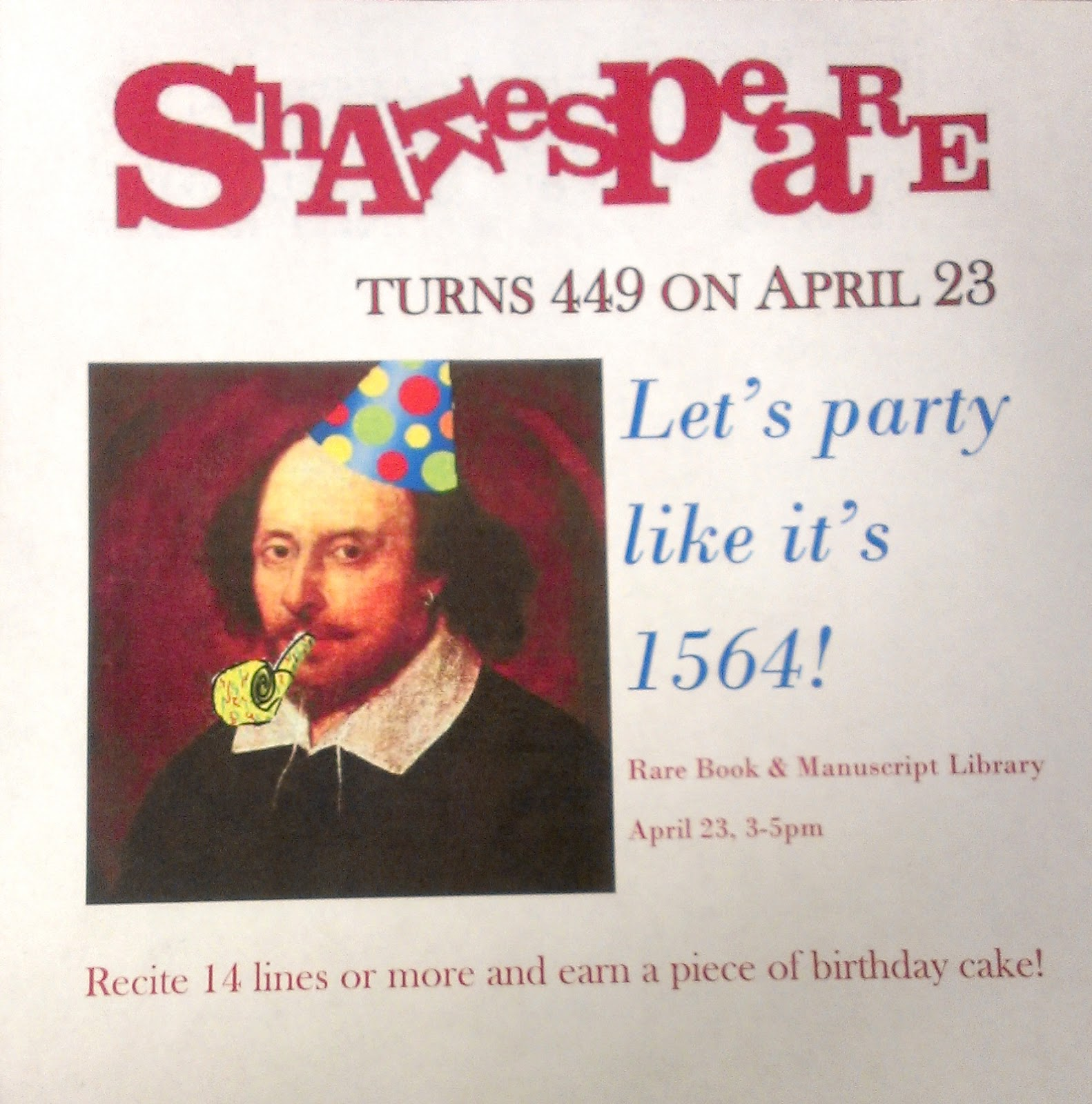 Quotes About Love: Shakespeare Birthday Quotes. QuotesGram