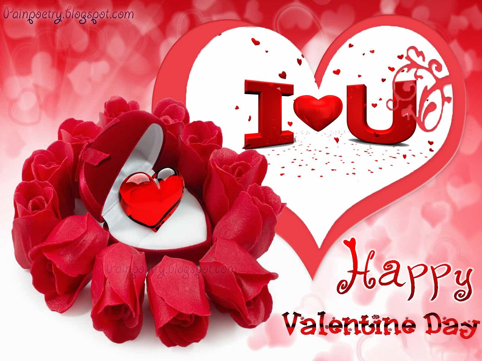 Поздравление днем, красивые открытки ко дню святого валентина на английском