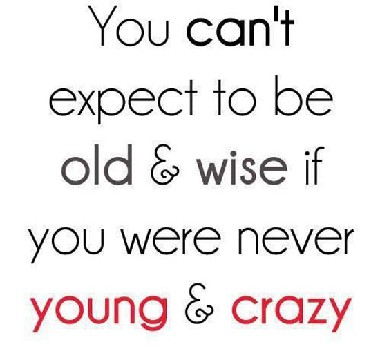 Crazy Funny Quotes And Sayings: Crazy Quotes Life. QuotesGram