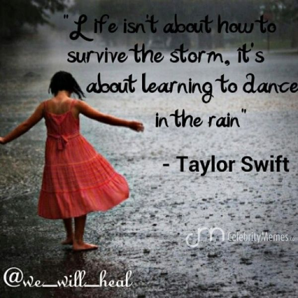 Beautiful Rainy Day Quotes: Amazing Dance Quotes. QuotesGram