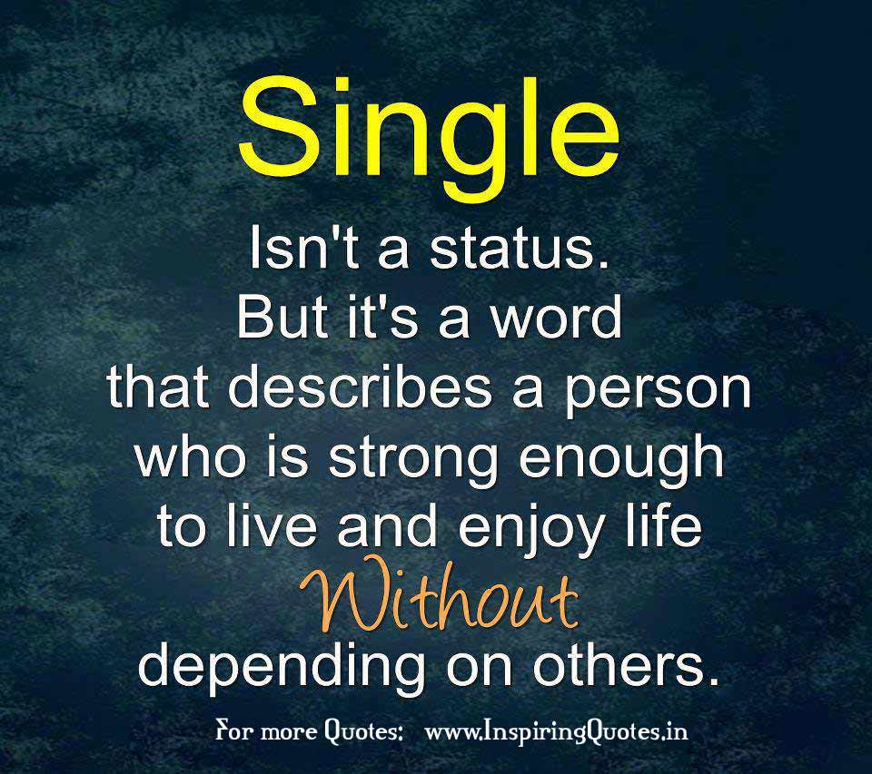 Your Not Single Quotes. QuotesGram