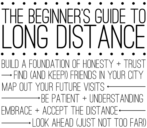 30 Ways to Have a Happy Long-Distance Relationship