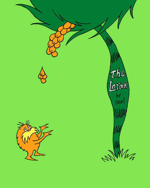 dr seuss the lorax pdf